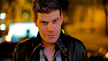 Comedian Steve Rannazzisi