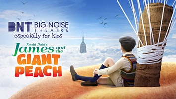 """""""James and the Giant Peach"""""""
