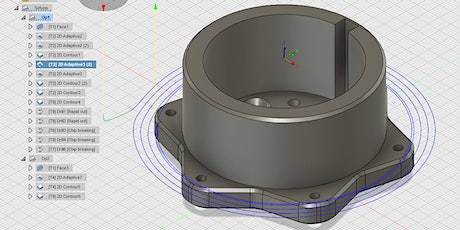 Introduction to 3D design tickets