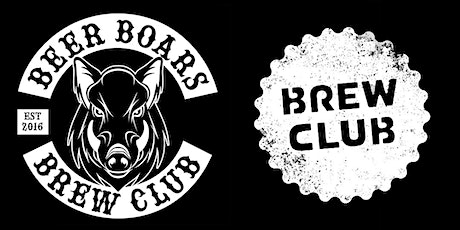 BEER BOARS East London #Tryanuary Special with Jaega Wise tickets