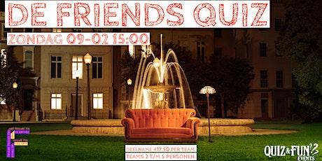 De Friends Quiz | Utrecht tickets