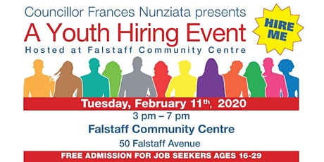 Youth Hiring Event AND Job Readiness Workshops tickets
