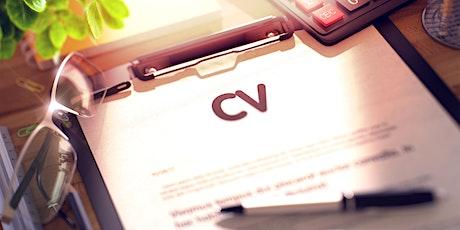 121 CV Clinic tickets