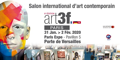 2020 art3f Paris billets