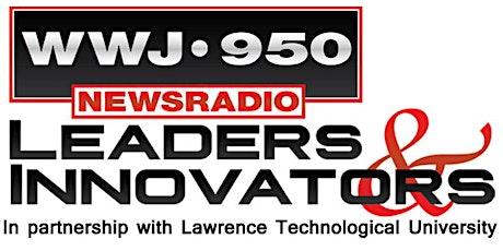 WWJ's Leaders & Innovators Series: Automotive Safety tickets