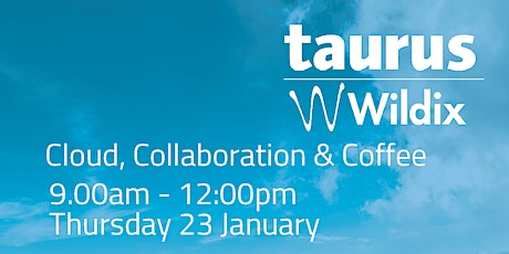 Cloud, Collaboration & Coffee tickets