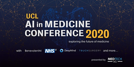 UCL AI in Medicine Conference 2020 tickets