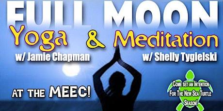 Full Moon Yoga & Meditation tickets
