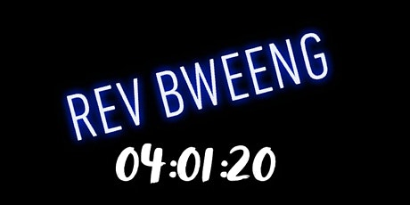 Rev Bweeng 2020 New Years Disco tickets