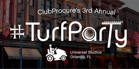 ClubProcure's Turf Party 3 tickets