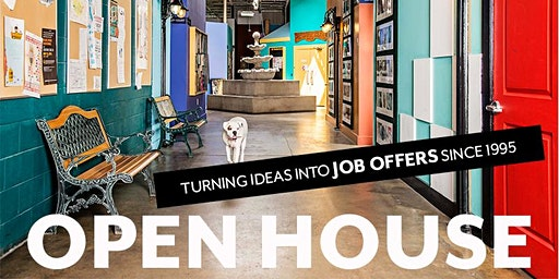 The Creative Circus March 2020 Open House