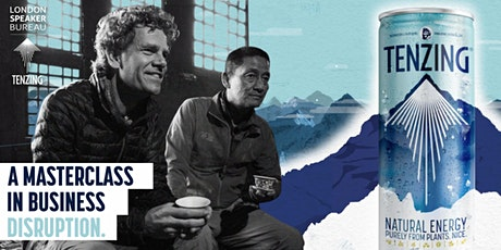 A Masterclass in Business Disruption with TENZING Founder Huib Van Bockel tickets