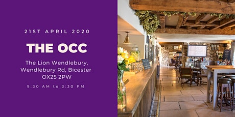 The OCC - Bicester: Arrive 9am for 9:30 start tickets