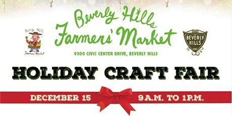 Beverly Hills Holiday Craft Fair tickets