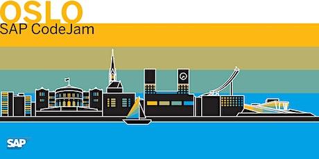 SAP CodeJam Oslo tickets