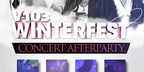 Official V-103 Winterfest Concert Afterparty at Revel! tickets