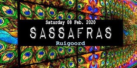 Sassafras tickets