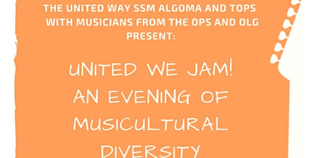 UNITED WE JAM! An evening of multicultural diversity tickets