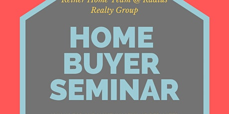First Tuesdays! Home Buyers Seminar tickets