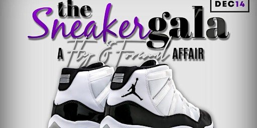 Vibez Ultra Lounge : The Sneaker Gala (Fly and Formal)