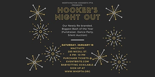 2020 Hooker's Night Out