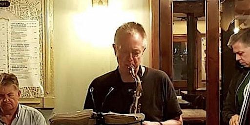Andy Bowie Trio plays Jazz