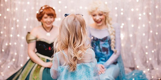 Snow Sister Celebration -A Twin Cities Frozen Princess Party