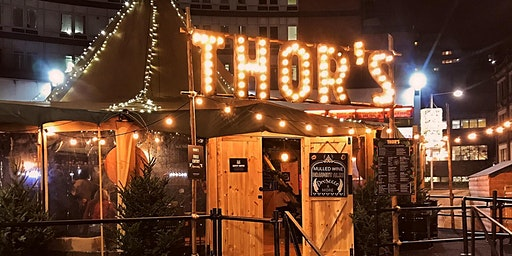 New Years Eve Party, THOR'S tipi bar, Nottingham