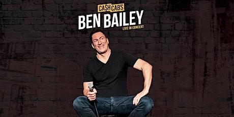 Ben Bailey tickets