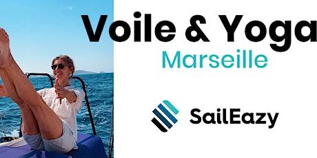 Voile & Yoga 2020 #1 Marseille billets