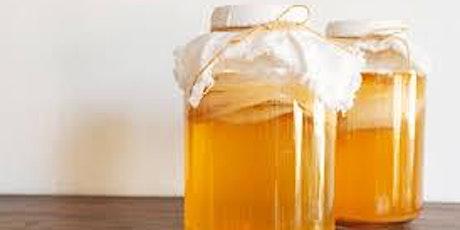 Home Remedies Workshop :  Elderberry Syrup & Kombucha tickets