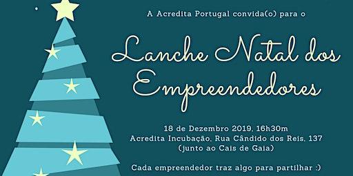 Lanche de Natal dos Empreendedores