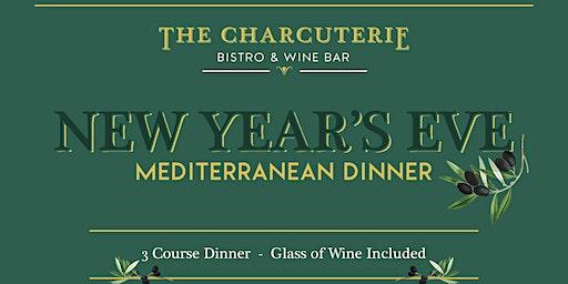 New Year's Eve Mediterranean Dinner