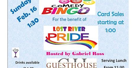 Pride Comedy Bingo tickets