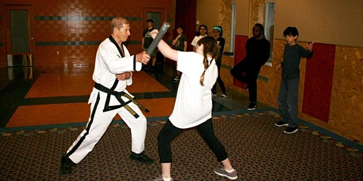 Introduction to Self-Defense, grades 6-12 - (West Hempstead Public Library)