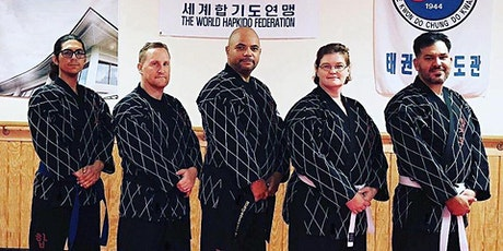 Hapkido Self-defense & Fitness  - Free Introductory Class tickets