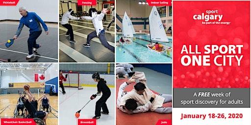 Aquafit (Aqua Variety)(All Sport One City 2020)