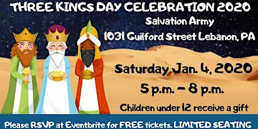 Three Kings Day Celebration 2020