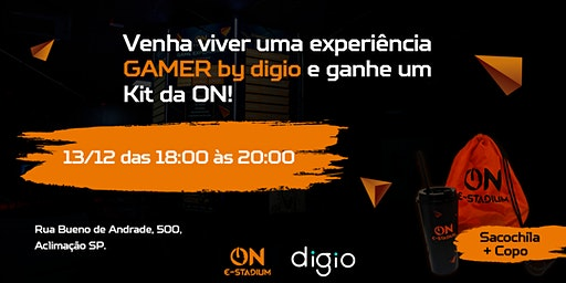 Experiência GAMER by digio