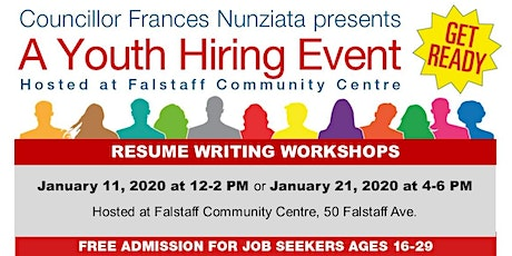 Resume Writing Skills Workshop tickets