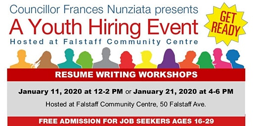 Resume Writing Skills Workshop