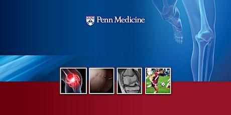 Penn Orthopaedics 2020 Cartilage Repair Symposium tickets