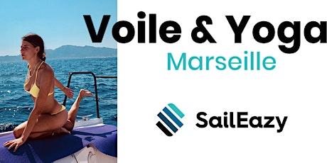 Voile & Yoga 2020 #2 Marseille billets