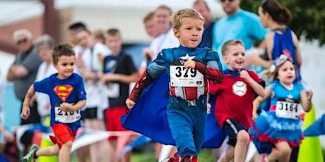 Super Hero Fun Run tickets