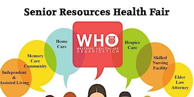 Southwest General Senior Resources Health Fair