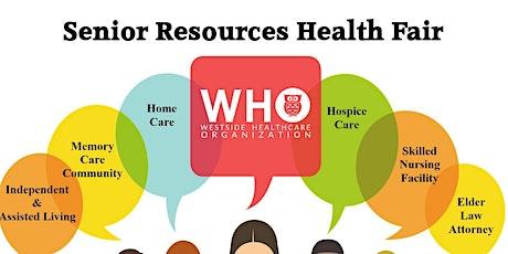 Southwest General Senior Resources Health Fair tickets