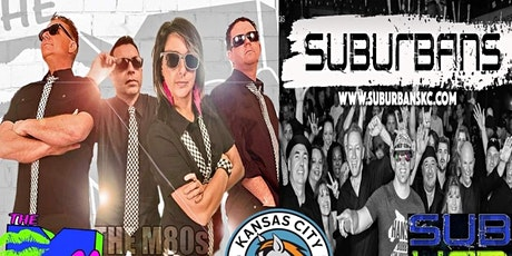 M80s w the Suburbans  Dance Palooza  2 Great Dance Bands tickets