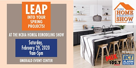 NCBIA Home & Remodeling Show 2020 tickets