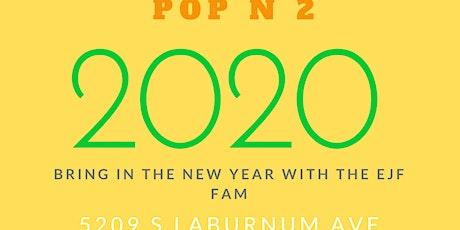 POP N 2 2020 - 30 MIN BLAST CLASSES tickets