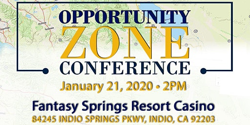 RivCo Opportunity Zone Conference East